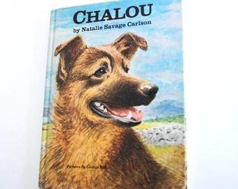 Vintage Children's Book Chalou