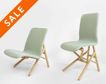 Hybrid Chair - slider chair - adjustable chair - dinner chair - lounge chair - multi functional chair - chairs - desk chair upholstered