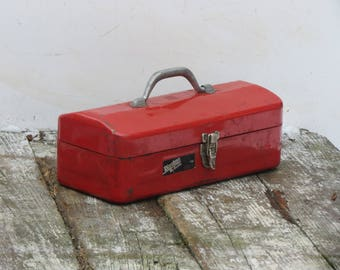 Small Red Toolbox