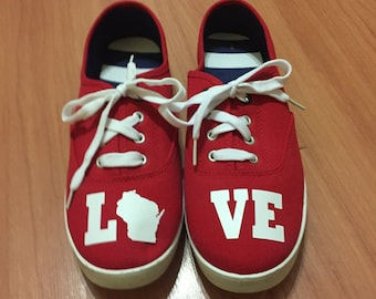 Love Wisconsin Shoes