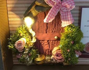 Fairy door etsy for Secret fairy doors by blingderella
