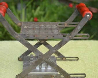 Vintage french fry cutter by Nutbrown Products of England