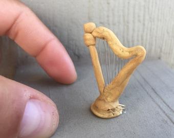Miniature Harp