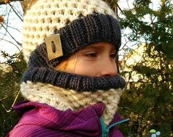 Maela's kit pattern, knitting pattern