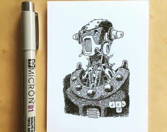 Gas Giant Bot