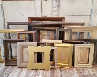 gallery wall frame set farmhouse and metallic gallery wall frames distressed wall decor farmhouse wall decor brown and metallic wall collage