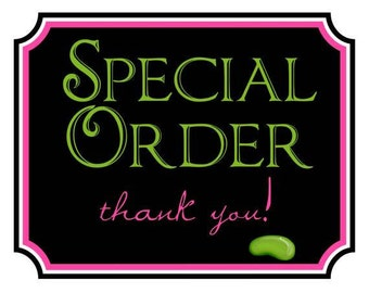 Special Order - Dani Pettrey