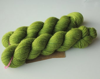 Frosty merino Mint and lime 100g