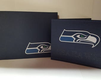 Seahawks Wallet Card