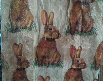Handmade Easter bag