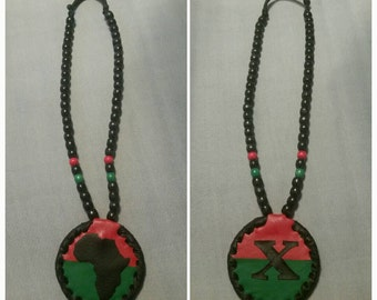 Double Sided medallion handmade