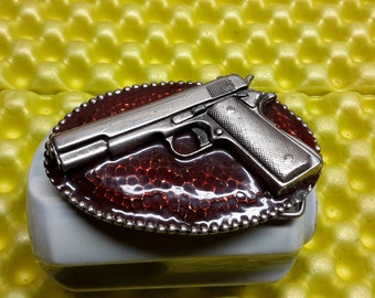 Great American Buckle Company Chicago Pistol