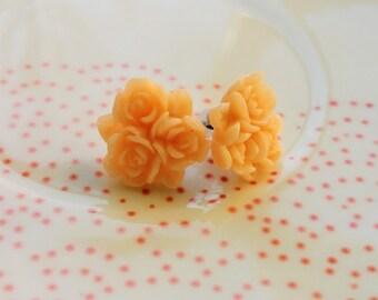 Urban Garden Party AUSTIN Three Roses (Peach)