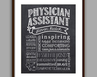 Physicians assistant | Etsy