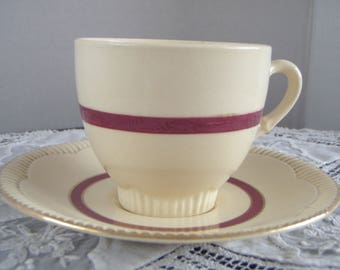 Vintage Clarice Cliff English China Newport Pottery 1930's