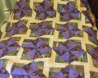 Gently Used Nap Time Quilt