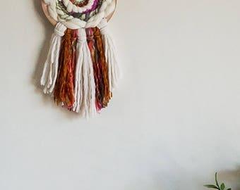 Mini weave