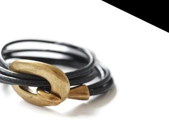 Bronze bracelet Cove.