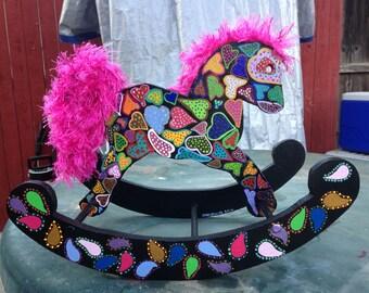 My Heart Rocking Pony!