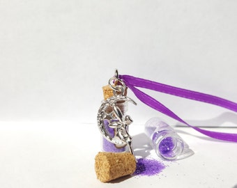 5 Pixie Dust party favor pixie dust bottle necklaces
