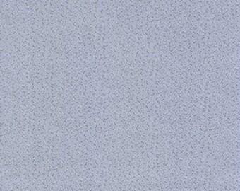 "Moda Quilt Fabric - Blackbird Designs - Blueberry Crumb Cake Series - Blue Print - 45"" x 45"""