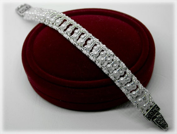 Layers bracelet beading TUTORIAL