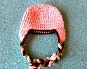 Baby Crochet Hat - Handmade Items for Children - AutumnsItems