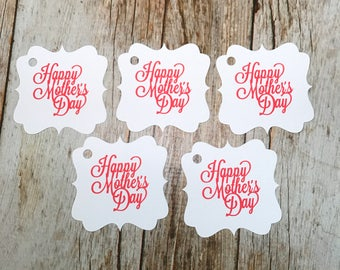 Happy Mother's Day tags