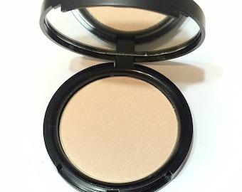 Champagne Organic Highlighter Face Color - Gluten Free Vegan Makeup - Multi-Tasking Botanical Plant Makeup