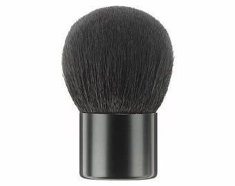 Kabuki Brush Short Black Handle Mineral Makeup Brush