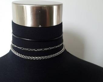 Chain Choker Set
