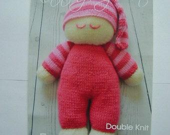 Easy Knit Dolly Knitting Pattern In DK