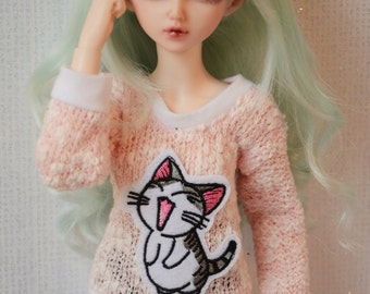 Chi sweet home pink sweater minifee