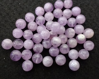 Vintage Cape Amethyst 10mm Rounds