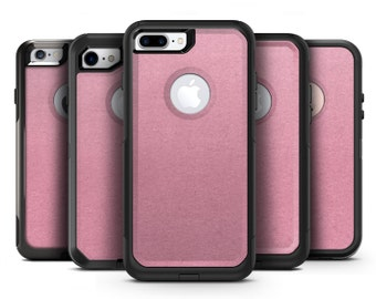 Solid Subtle Pink Surface - OtterBox Case Skin-Kit for the iPhone, Galaxy & More