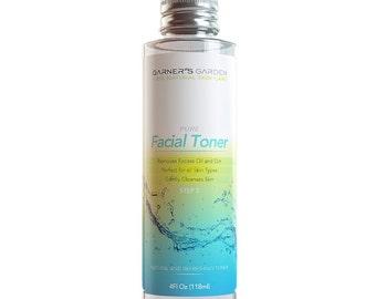 Natural Facial Toner