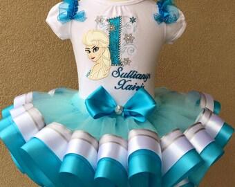 Frozen Tutu Set or outfit