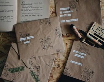 corrispondenza poetica per nostalgici.