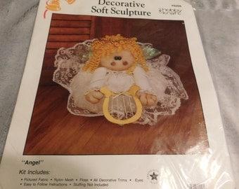 Angel Decorative Soft Sculpture Hobby Craft #9266