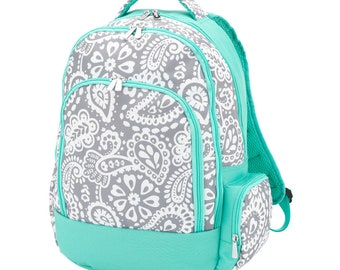 Personalized Backpack-Parker Paisley