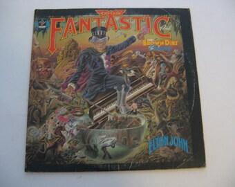 Elton John - Captain Fantastic - Circa 1975