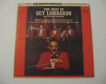 Guy Lombardo - Auld Lang Syne - The Best Of Guy Lombardo - Circa 1959