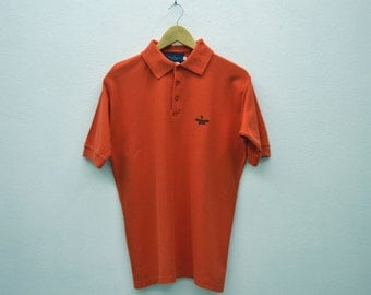 Trussardi Shirt Trussardi Golf Shirt Trussardi Casual Shirt Made in Italy Mens Size S