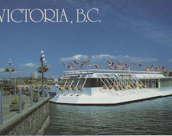 Undersea Gardens, Victoria, British Columbia, Canada, Unused Postcard, c1980s, good shape