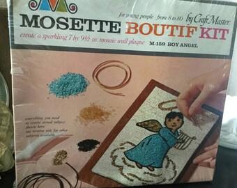 Vintage Mosette Boutif Kit Boy Angel
