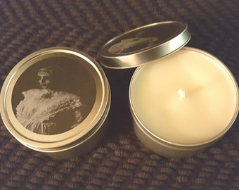 8oz. Nag Champa Scented Soy Candle