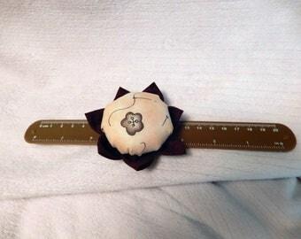 Handmade Wrist Pin Cushion