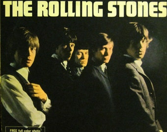Original '64 The ROLLING STONES London Records 1st Debut U.S. MONO Vinyl Press England's Newest Hit Makers-The Rolling Stones Lp! Classic!
