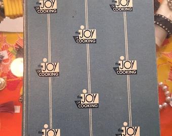1953 //  JOY OF COOKING (No Sleeve) // The Bobbs-Merrill company Inc.