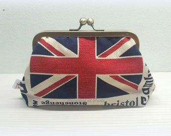 Print purse London